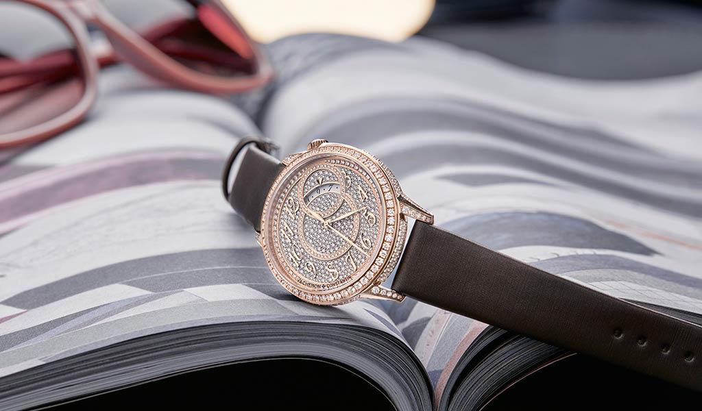 Швейцарские женские часы Vacheron Constantin