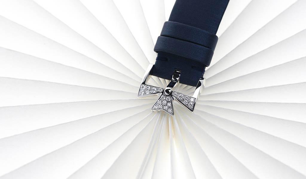 Швейцарские механические часы с бриллиантами Vacheron Constantin