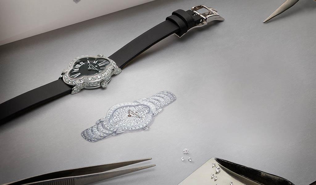 Женские наручные часы Vacheron Constantin