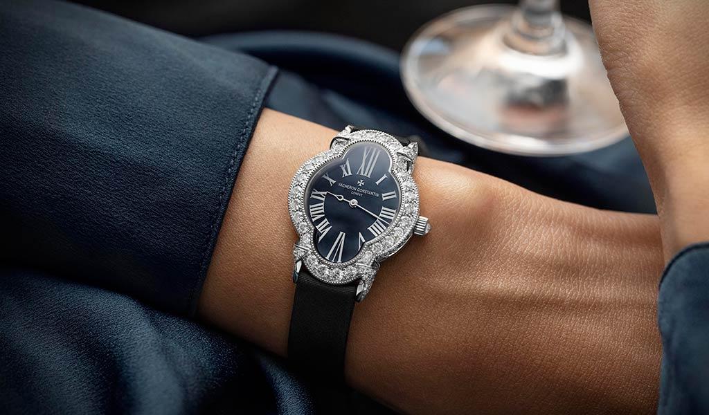 Новые женские часы Vacheron Constantin