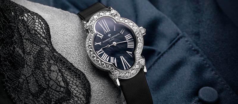 Женские наручные часы Heure Romantique от Vacheron Constantin