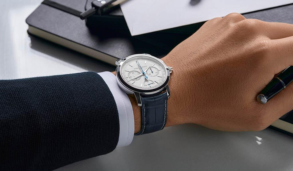 Новый швейцарский сплит-хронограф Vacheron Constantin