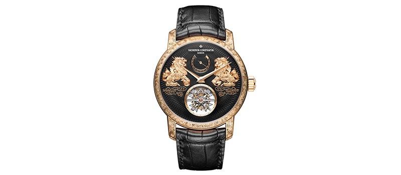 Часы Traditionnelle с турбийоном. Под благосклонным покровительством Цилиня