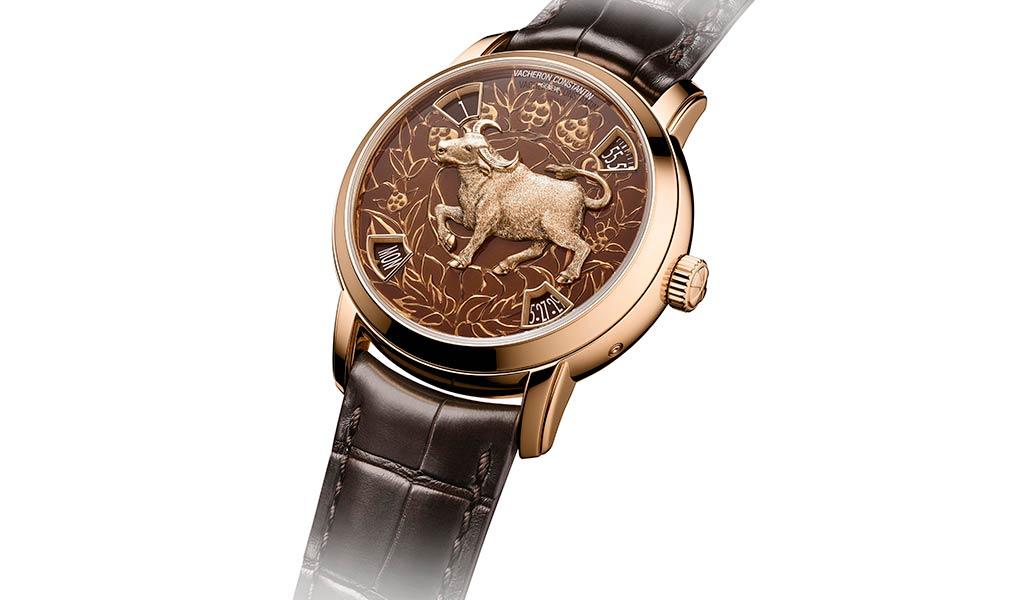 Новые механические часы Vacheron Constantin