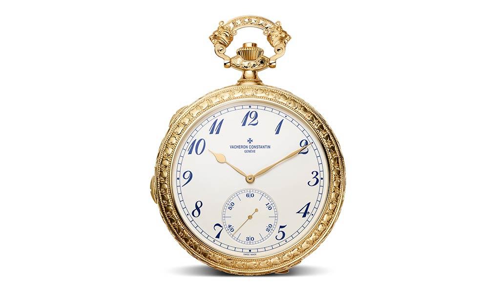 Карманные часы Les Cabinotiers Westminster Sonnerie