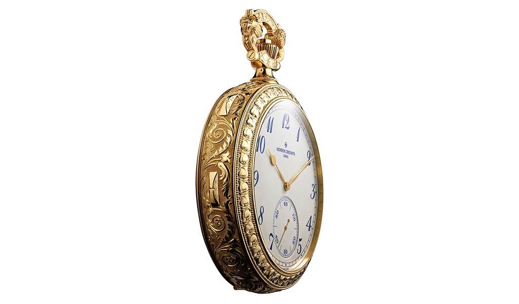 Карманные часы с вестминстерским боем Les Cabinotiers Westminster Sonnerie