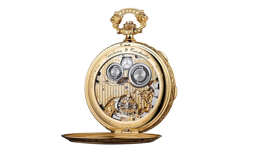 Карманные часы Vacheron Constantin