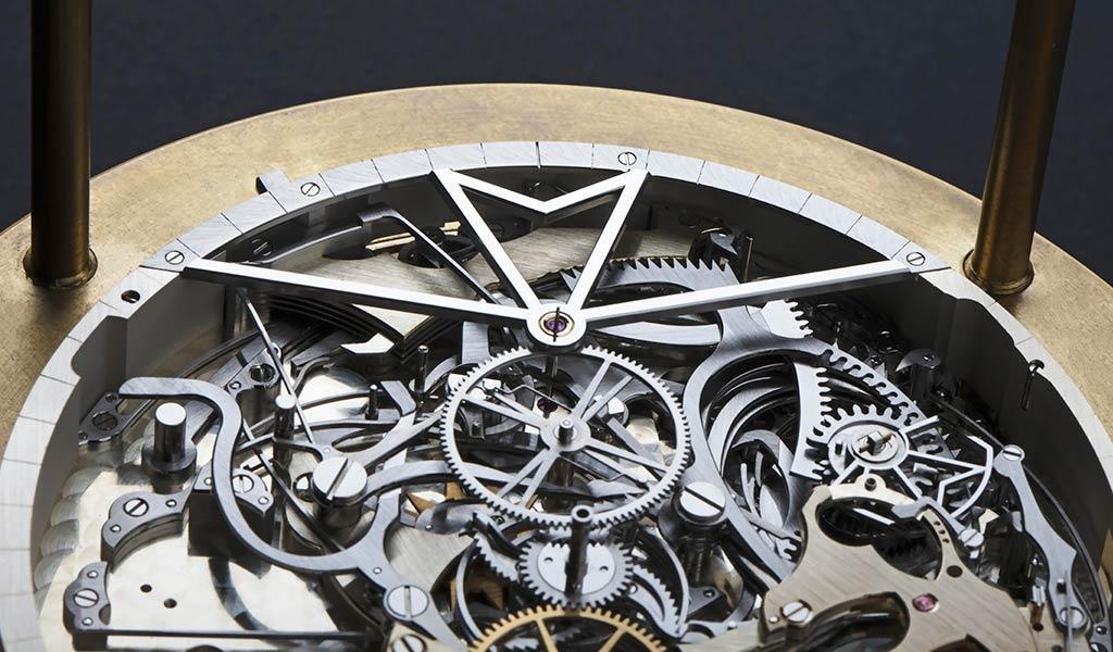 Швейцарский механизм карманных часов Vacheron Constantin