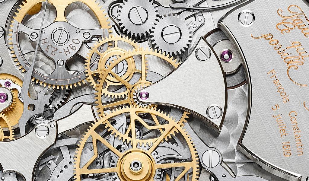 Карманные часы механизм Vacheron Constantin