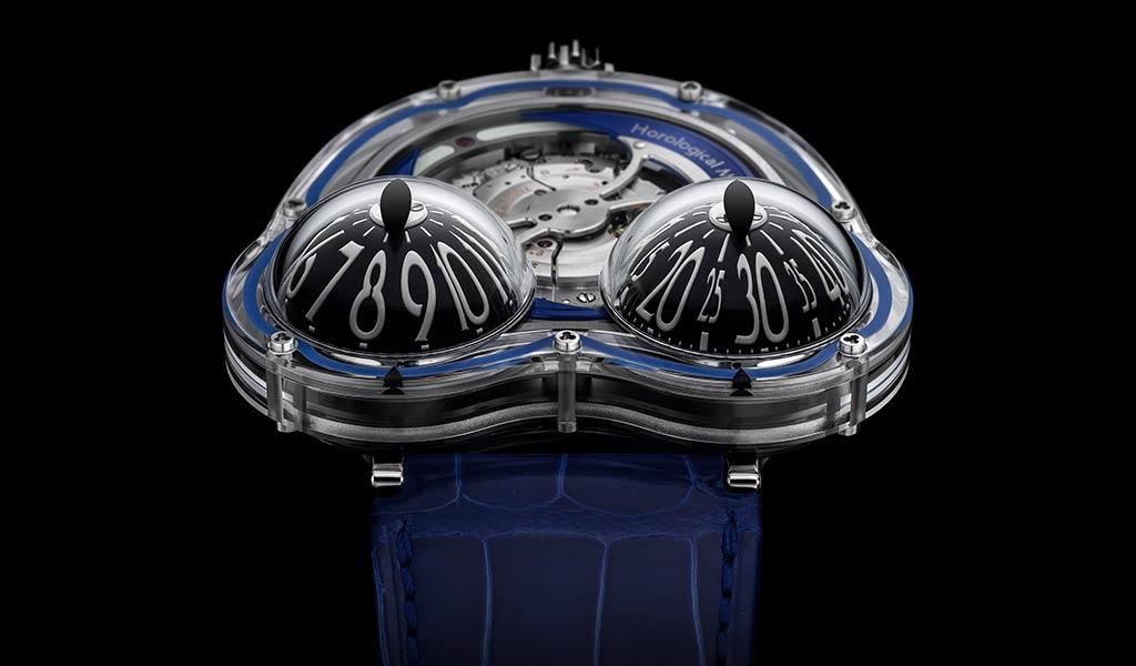 Швейцария наручные часы Horological Machine N°3 FrogX