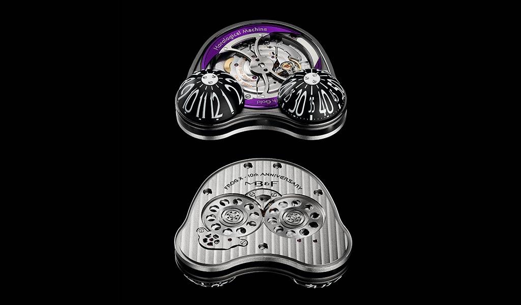 Швейцарские наручные часы MB&F