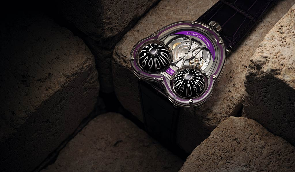 Часы наручные Horological Machine N°3 FrogX