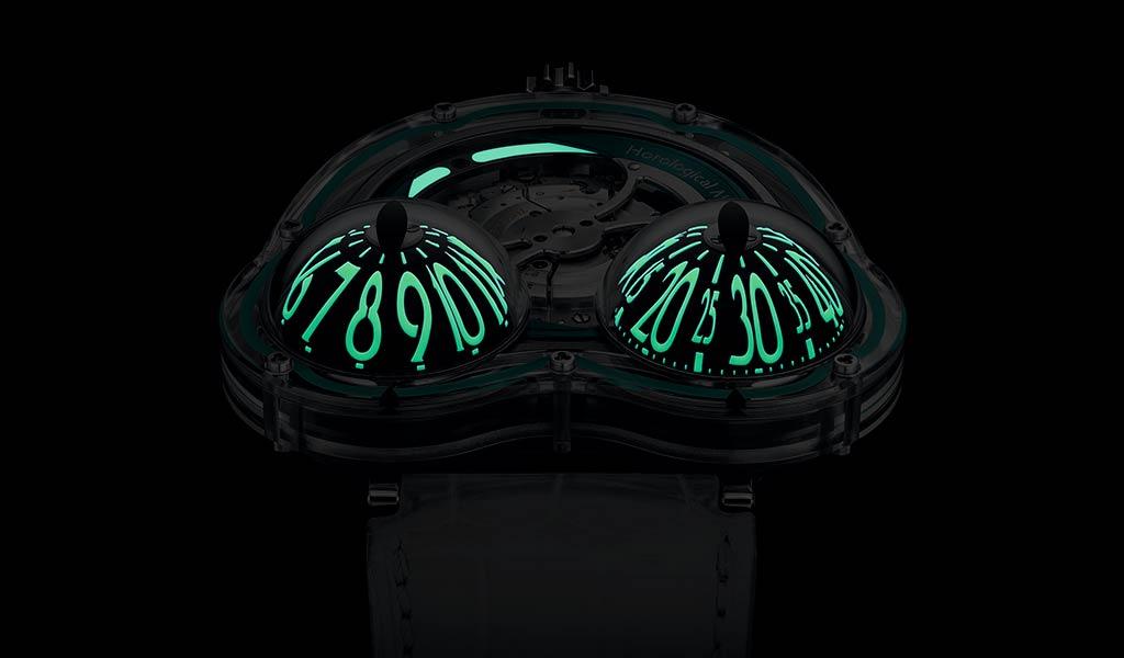 Швейцарские часы Horological Machine N°3 FrogX