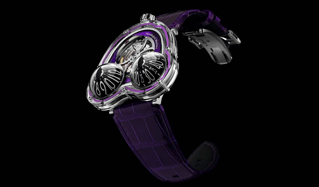 Швейцарские наручные часы Horological Machine N°3 FrogX