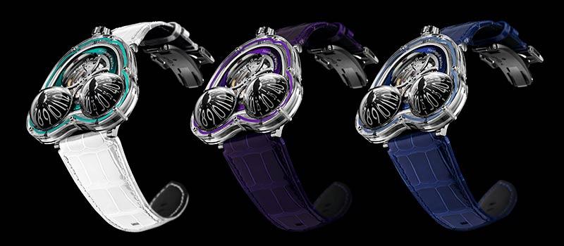 Часы Horological Machine N°3 FrogX
