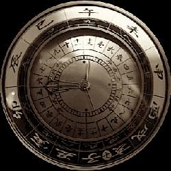 Японские часы Wadokei