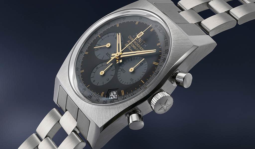 Швейцарские часы Zenith Chronomaster Revival Lupin The Third