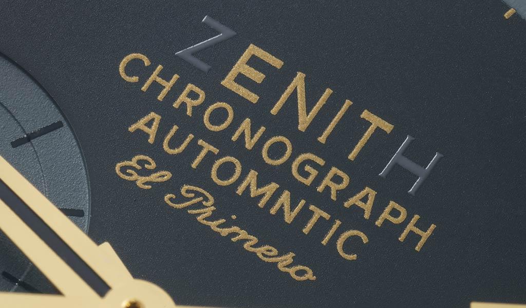 Наручные часы Zenith Chronomaster Revival Lupin The Third