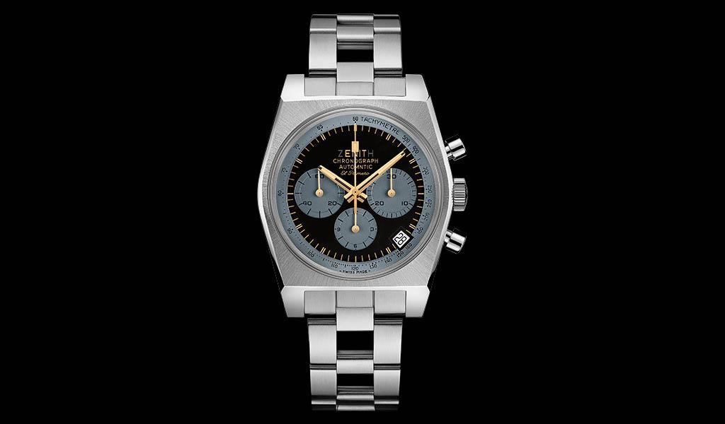 Швейцарские наручные часы Zenith Chronomaster Revival Lupin The Third