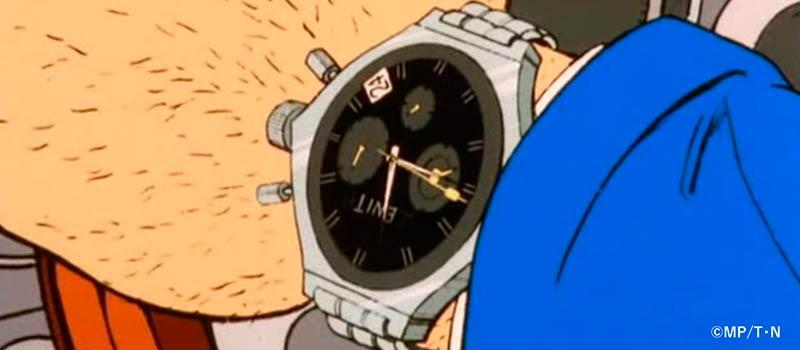 На аукционе Phillips был продан уникальный экземпляр –  часы Zenith Chronomaster Revival Lupin The Third