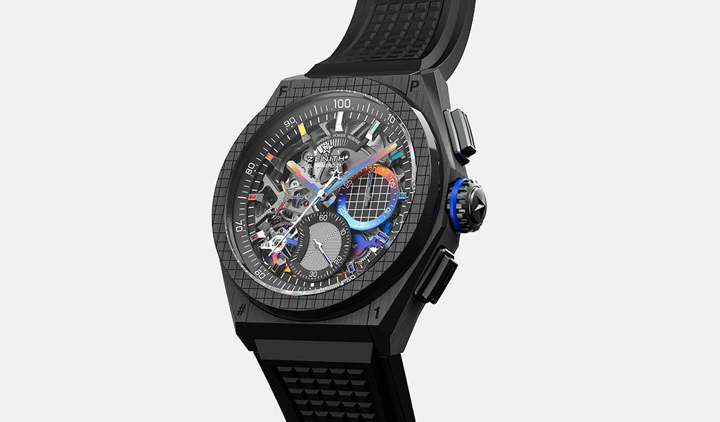Часы DEFY 21 Felipe Pantone