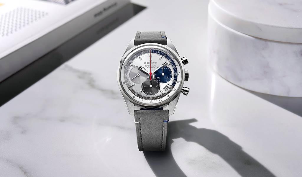 Новые часы Zenith Chronomaster Original E-commerce edition