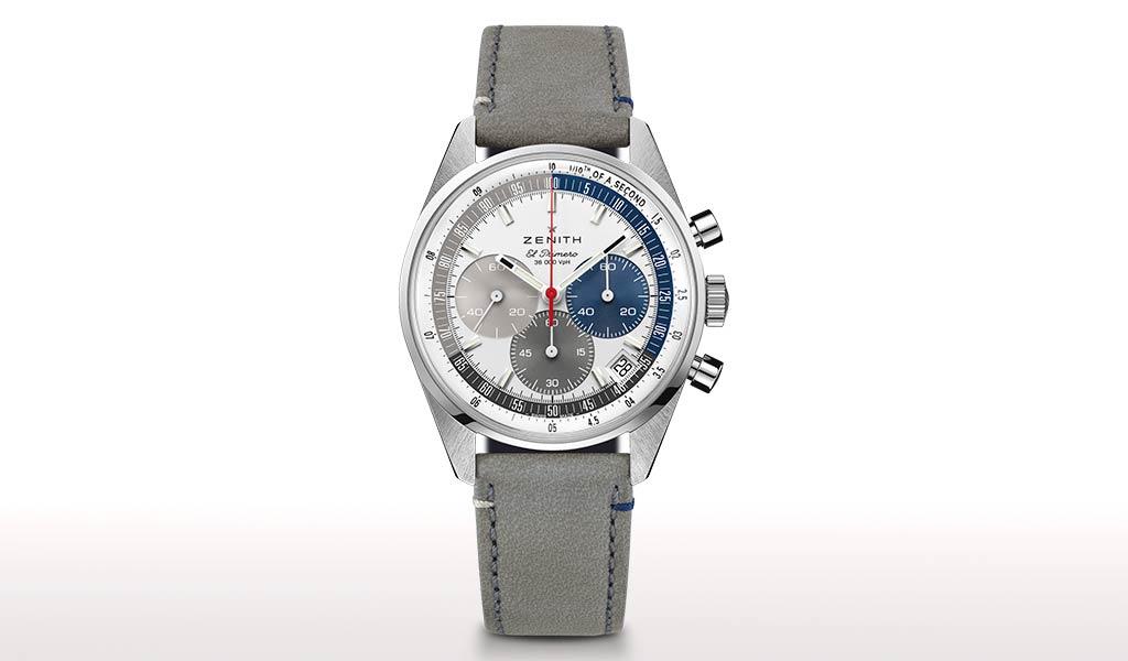Новые швейцарские часы Zenith Chronomaster Original E-commerce edition