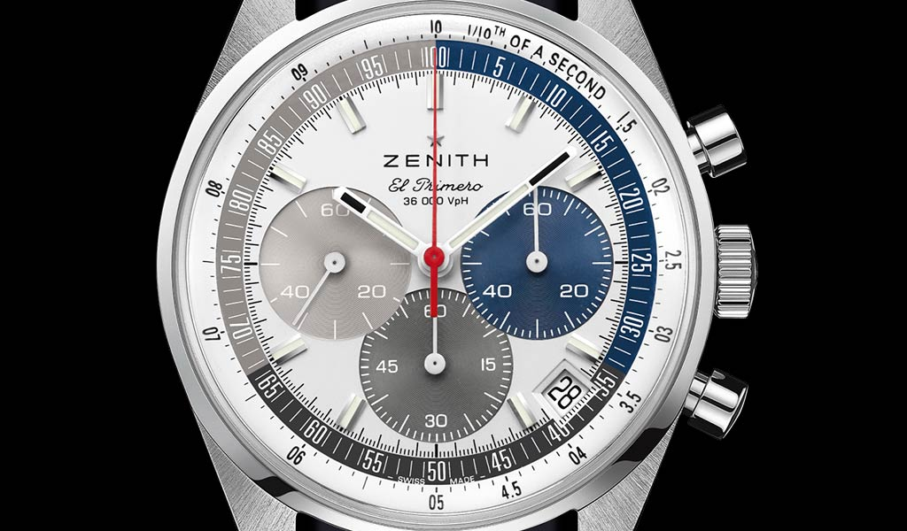 Швейцарские наручные часы Zenith Chronomaster Original E-commerce edition