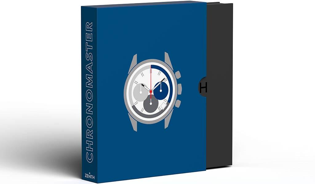 Футляр для часов Zenith Chronomaster Original E-commerce edition
