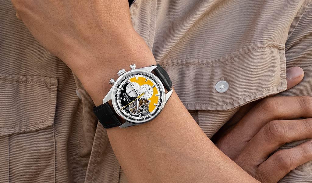 Швейцарские механические часы Zenith