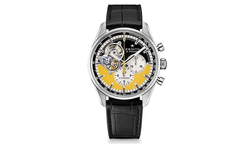 Новые механические часы Zenith