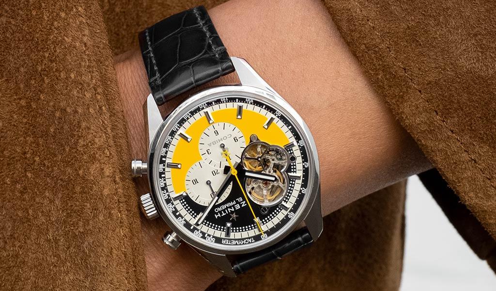 Швейцарские часы Zenith