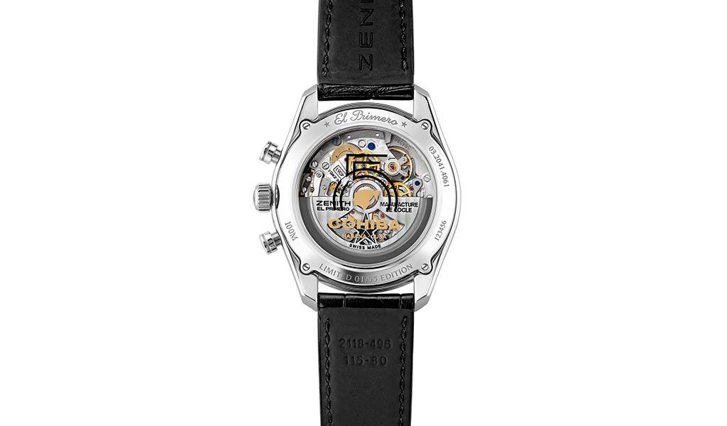 Швейцарские наручные часы Zenith