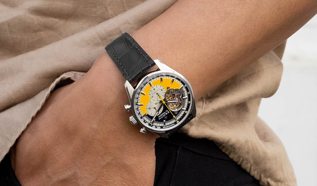 Новые швейцарские наручные часы Zenith