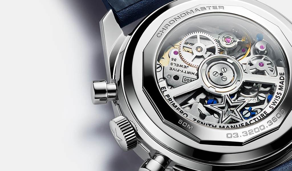 Новые швейцарские часы Zenith Chronomaster Original