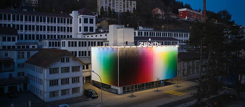 Zenith и Фелипе Пантоне «Полный спектр» – высокочастотное сотрудничество