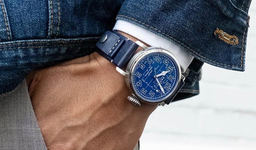 Наручные часы Pilot Type 20 Blueprint