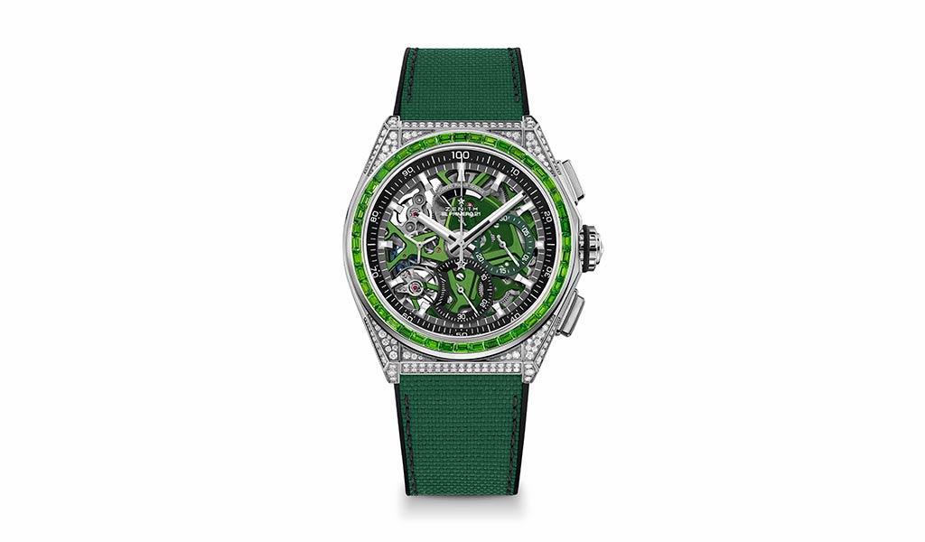 Новые швейцарские часы Zenith