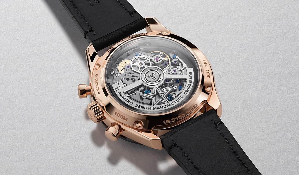 Новые швейцарские часы Chronomaster Sport