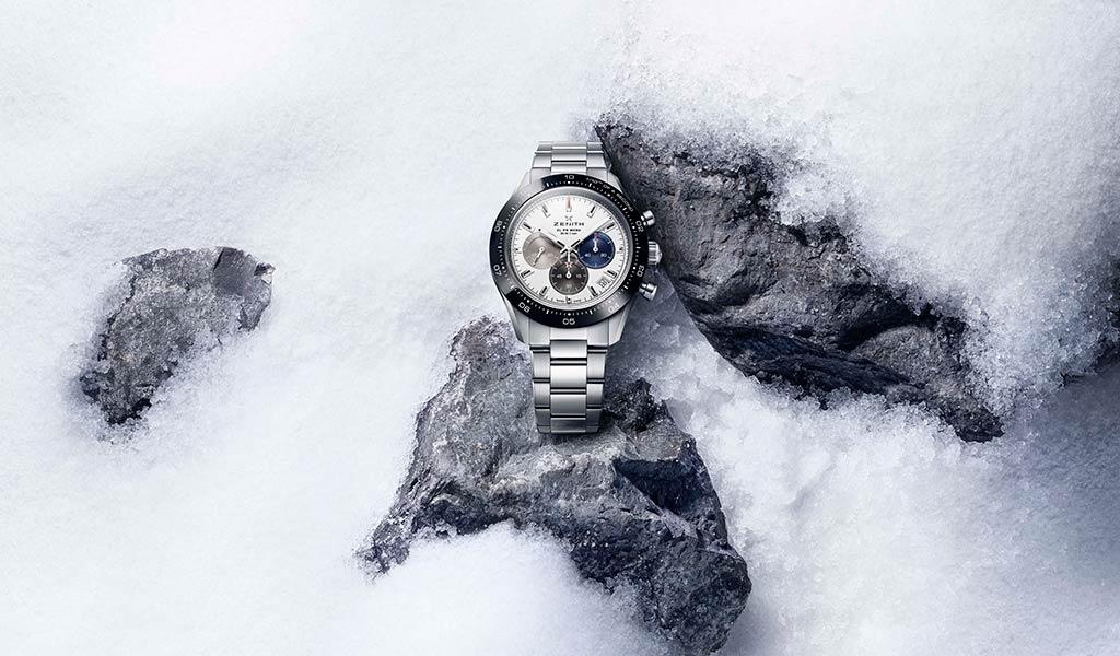 Новые часы Chronomaster Sport