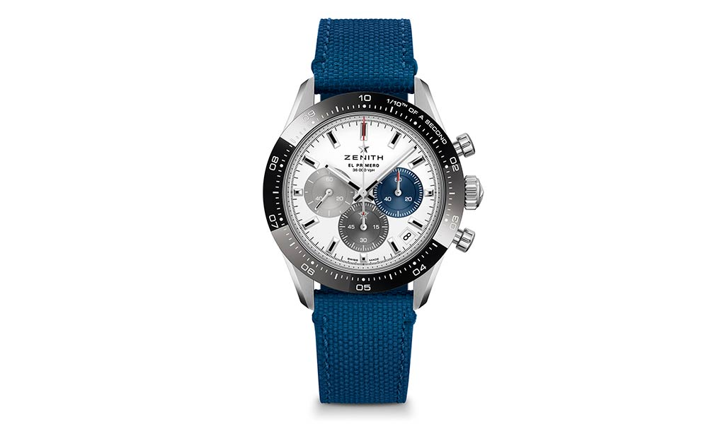 Новые часы Zenith