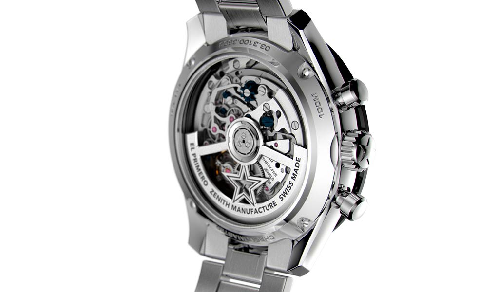 Наручные механические часы Zenith