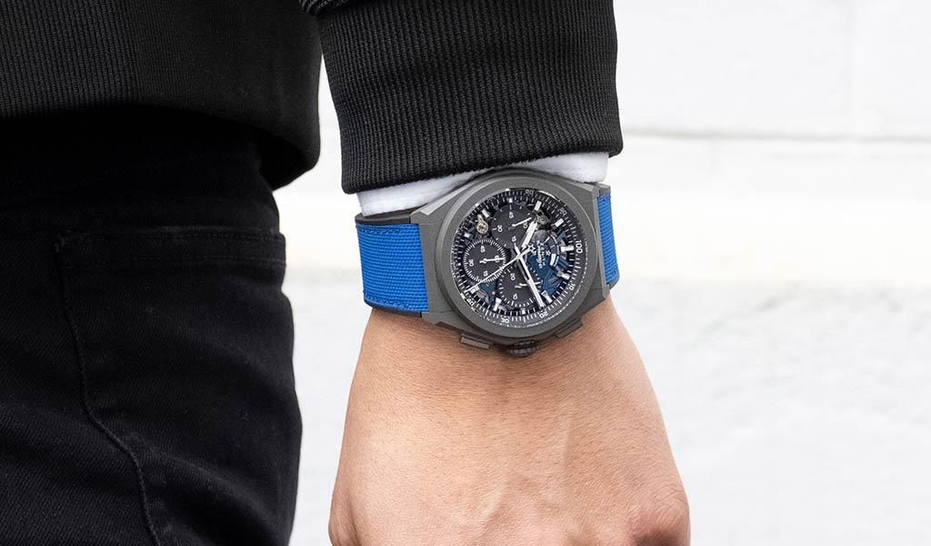 Наручные часы Zenith DEFY 21 Ultrablue