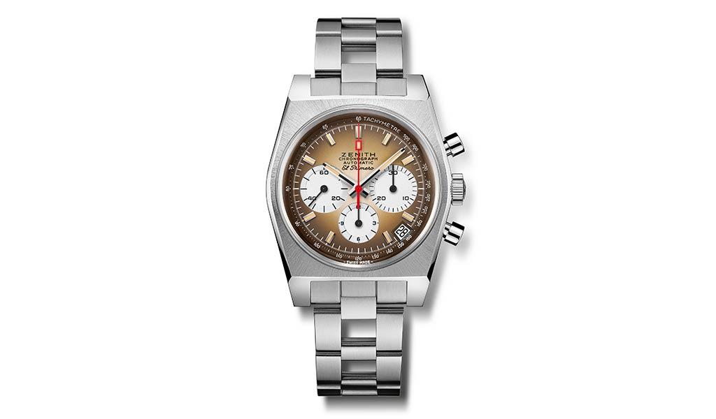 Новые наручные часы Chronomaster Revival A385
