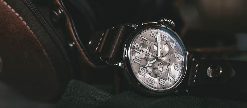 Zenith представляет новые модели часов на выставке LVMH Digital Watch Week