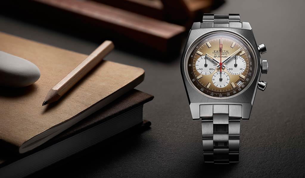 Наручные часы Chronomaster Revival A385