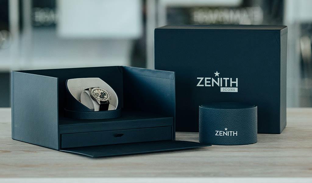 Швейцарская мануфактура Zenith