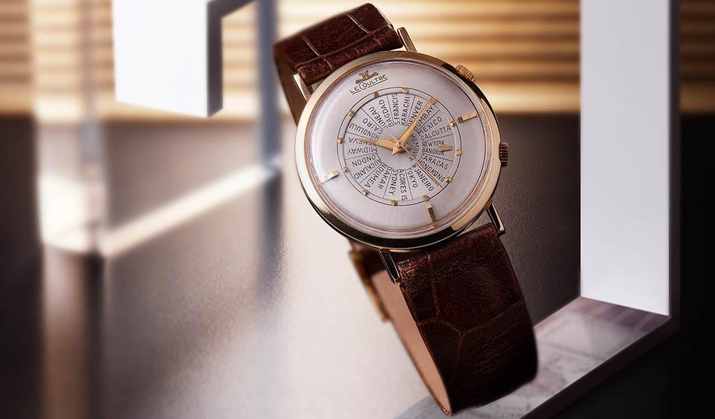 Наручные часы Memovox International