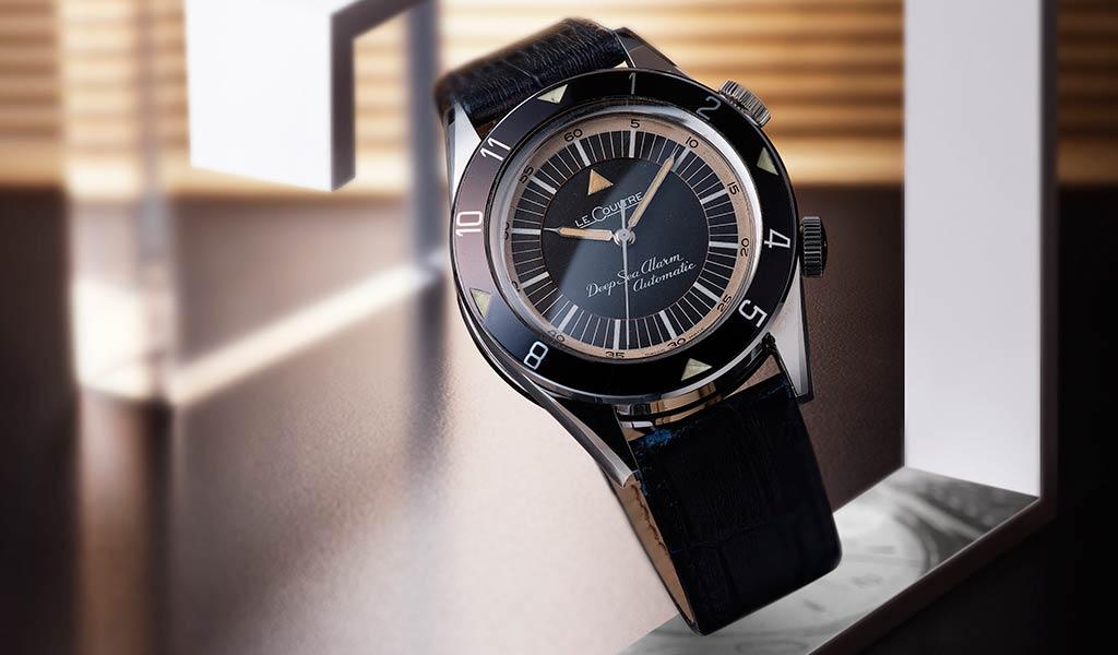 Наручные часы Memovox Deep Sea
