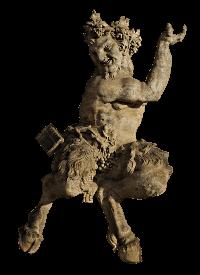 Скульптура Zwinger